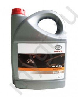 Toyota Oil 5W-30 масло моторное 5 л