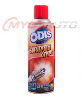 ODIS Low Temperature Starting Fluid 450 мл, быстрый старт