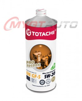 TOTACHI  Ultra Fuel SN 5W-20  1 л