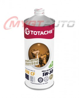 TOTACHI  Ultima EcoDrive F SN/CF 5W-30  1 л