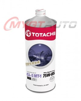 TOTACHI  Ultra Hypoid Gear GL-5/MT-1  75W-85  1 л