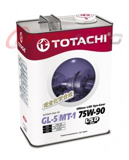 TOTACHI Ultima LSD Syn-Gear 75W-90 GL-5 4 л