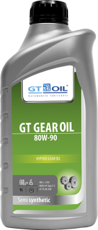 GT Gear Oil 80W-90 GL-4 1 л