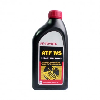 TOYOTA ATF WS 0,946 л