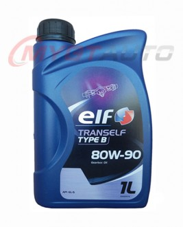 ELF TRANSELF TYPE B 80W90 GL-5 1 л