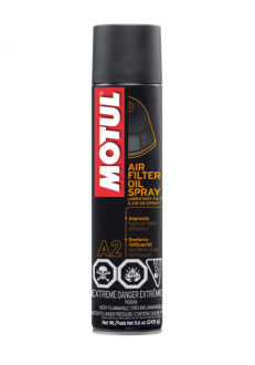 Motul A2 Air Filter Oil Spray  0.4 л