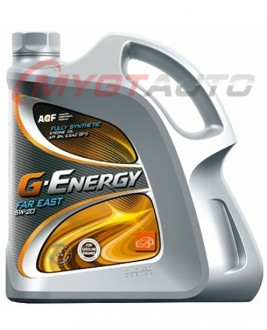 G-Energy Far East  5W20 4 л