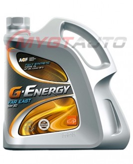 G-Energy Far East  5W30  4 л